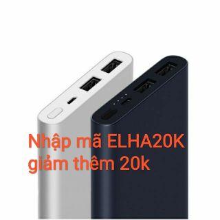 Chính hãng DIGIWORLD Pin sạc dự phòng Xiaomi 2S 10000mAh (Gen 2 New – 2018 )