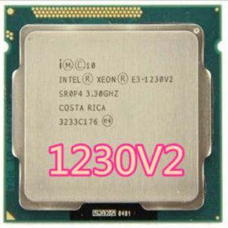 CPU xeon e3 1230 v2 4 nhân 8 luồng ~ i7 3770 .socket 1155