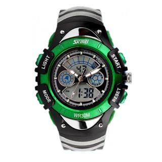 Đồng hồ trẻ em thể thao Skmei 0998 điện tử thể thao dây cao su chính hãng