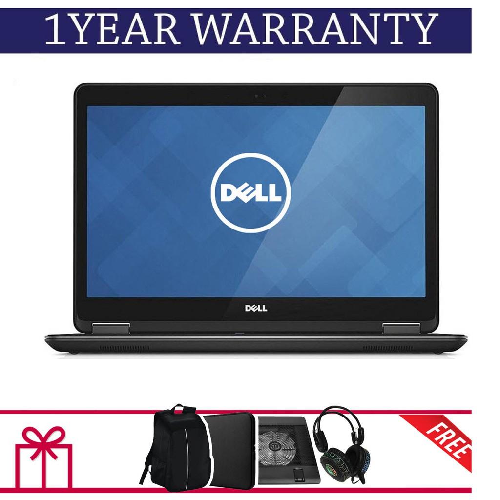 Laptop Dành Cho Doanh Nhân Dell Latitude 7440 (i7-4600U- 14inch- 4GB- SSD 240GB) + Bộ Quà Tặng