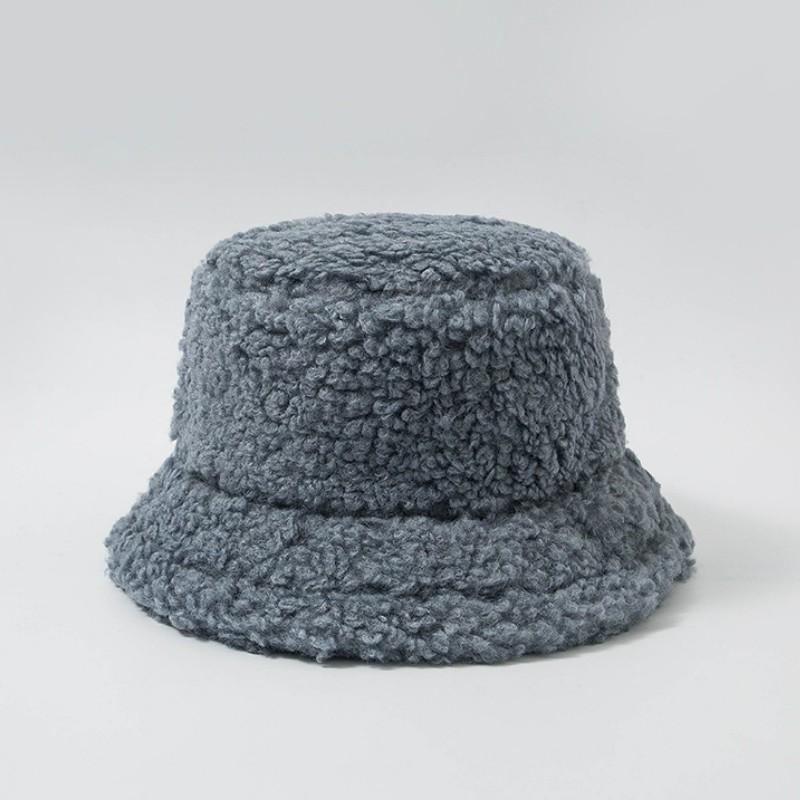 Mũ Tai Bèo Màu Trơn Chống Gió Thời Trang Cho Nữ