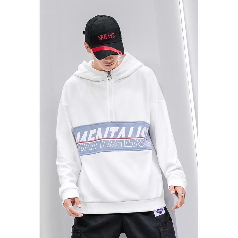 low price คลุมด้วยผ้าด้านบนด้านบน slim เสื้อกันหนาวคลุมด้วยผ้า cost-effective หมวก T everyday เสื้อกันหนาวที่มีคุณภาพส