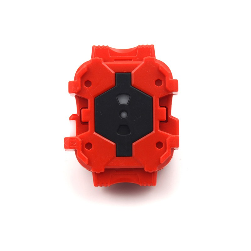 Specialhour Beyblade Red Launcher Grip String Launcher With Pull Line For Gyro Toys