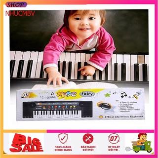 Đàn cho bé 3700- Đàn piano cho bé kèm mic – đàn cho bé
