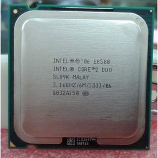 Combo Core 2 Dou E8500, E8400, E7200, E6300