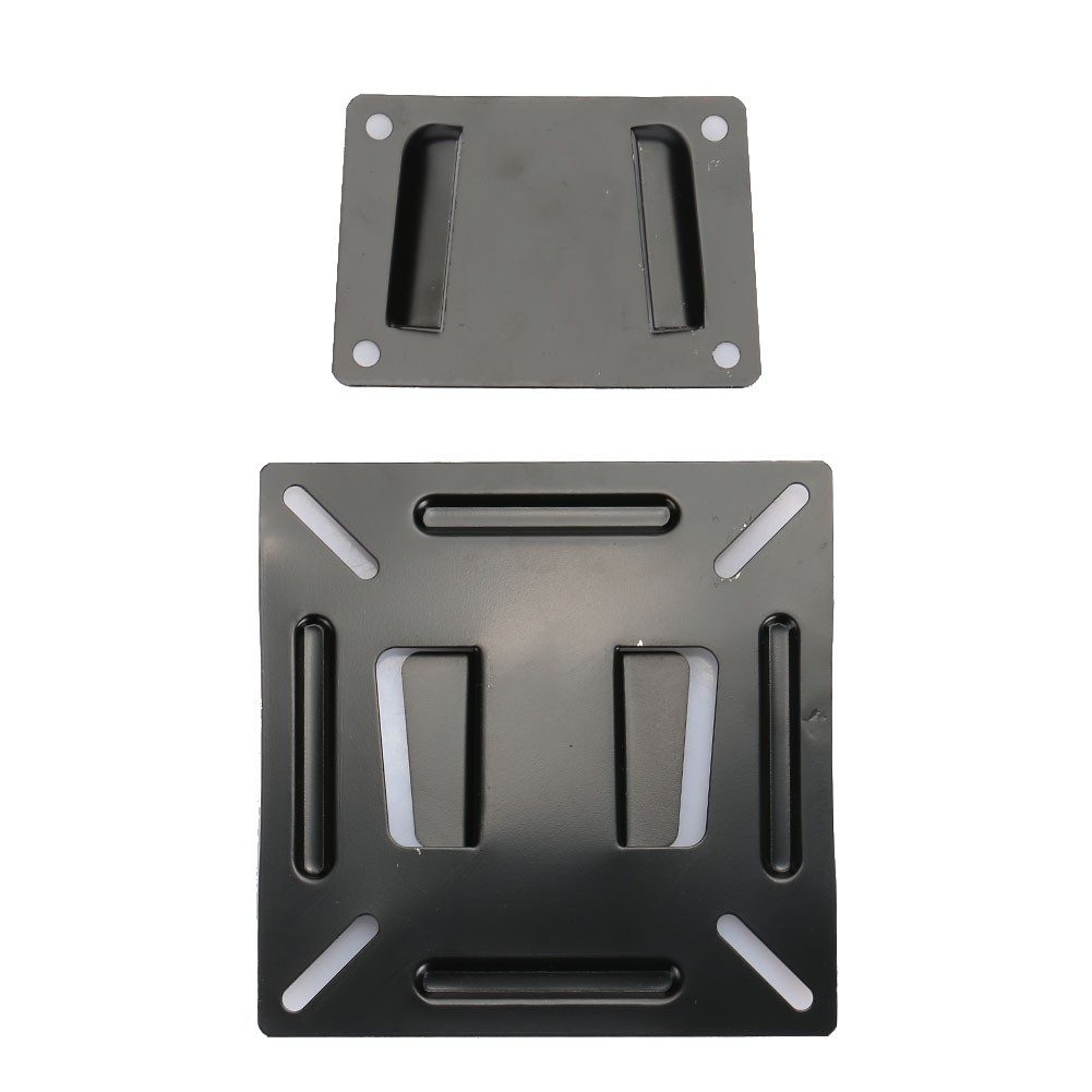TV Wall Stand TV Mount Sturdy Steel 12 - 24 Inch Holder
