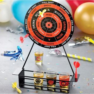 Đồ chơi bảng phi tiêu uống rượu (Mini Darts Shot Drinking Game) cực hot