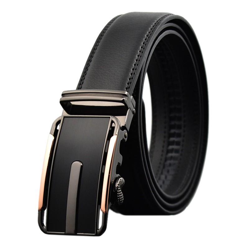 Thắt lưng nam da thật Anh Tho Leather - P103