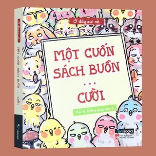 Sách - Một Cuốn Sách Buồn...Cười - Vui Vẻ Không Quạu Nha 2 thumbnail