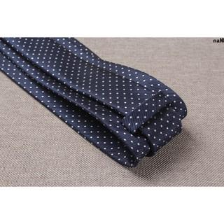 Cà Vạt Chấm Bi Thời Trang Công Sở Thanh Lịch Cho Nam