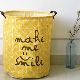 Túi vải cotton đựng đồ giặt, đồ chơi dùng trong gia đình