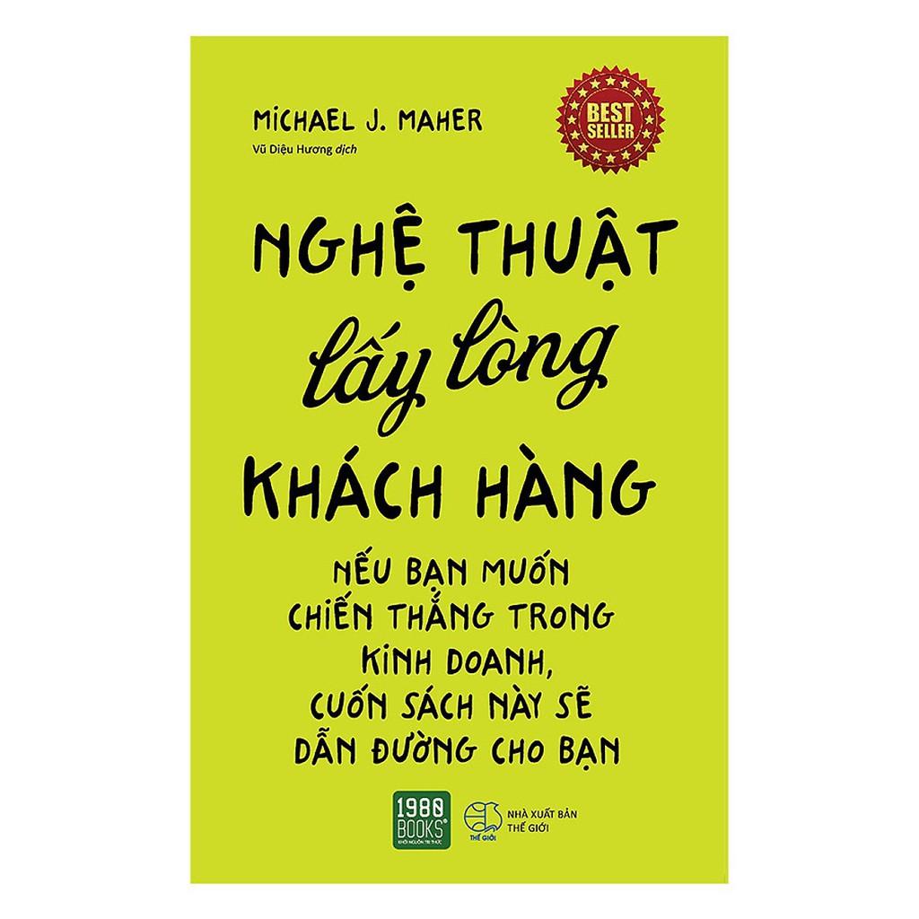 Sách -  Nghệ Thuật Lấy Lòng Khách Hàng (Tái Bản) - 13707760 , 2064765432 , 322_2064765432 , 119000 , Sach-Nghe-Thuat-Lay-Long-Khach-Hang-Tai-Ban-322_2064765432 , shopee.vn , Sách -  Nghệ Thuật Lấy Lòng Khách Hàng (Tái Bản)