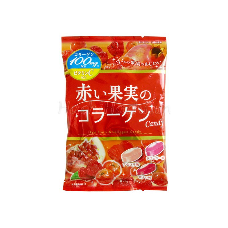 Kẹo collagen trái cây đỏ Senjaku 70g Bổ sung Collagen & Vitamin C - 2928254 , 868434467 , 322_868434467 , 40000 , Keo-collagen-trai-cay-do-Senjaku-70g-Bo-sung-Collagen-Vitamin-C-322_868434467 , shopee.vn , Kẹo collagen trái cây đỏ Senjaku 70g Bổ sung Collagen & Vitamin C