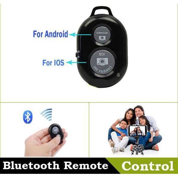 Nút bấm chụp ảnh bluetooth cho điện thoại