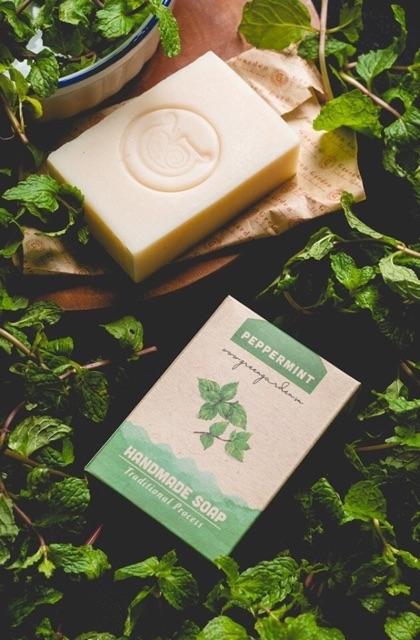 Xà phòng Handmade Green Garden 100gr
