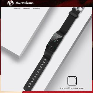 Set Đồng Hồ Đeo Tay Thông Minh Q1 Plus Bluetooth 4.0 Màn Hình 1.14inch Kèm Phụ Kiện