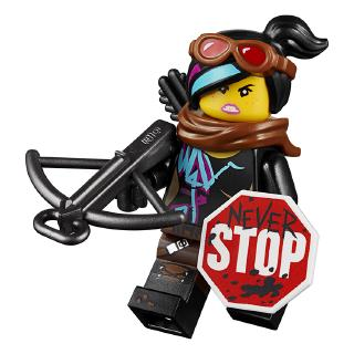 Đồ chơi lắp ráp LEGO The LEGO Movie 70827 – Ultrakatty đại chiến Dũng Sĩ Lucy! (LEGO 70827 Ultrakatty & Warrior Lucy!)