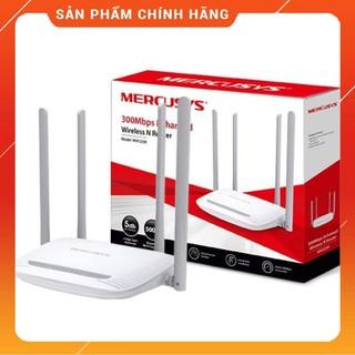 Bộ Phát Wifi 4 Râu Mercusys MW325R 300Mbps Cực Khỏe thumbnail