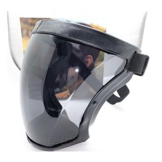 ❤️[DEAL SỐC]FREESHIP🔥Mặt Nạ Kính Bảo Vệ Toàn Diện Mặt. Bằng Acrylic Trong Suốt Có Lỗ Thoát khí Tiện Dụng