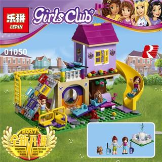 Lego friend 01050 girl club ghép hình bé gái SP1338