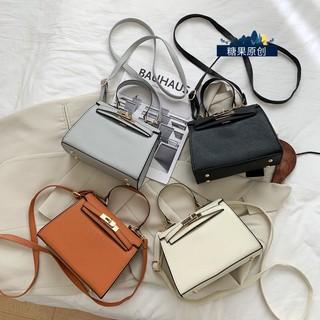 Túi hm mini size 19- Túi hm da rắn mini màu trắng, đen, bò- Saoshop