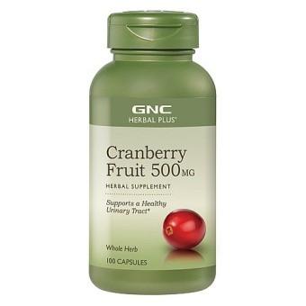 TPCN Hỗ trợ miễn dịch GNC CRANBERRY FRUIT 500MG chai 100 viên - 3244471 , 306191988 , 322_306191988 , 941000 , TPCN-Ho-tro-mien-dich-GNC-CRANBERRY-FRUIT-500MG-chai-100-vien-322_306191988 , shopee.vn , TPCN Hỗ trợ miễn dịch GNC CRANBERRY FRUIT 500MG chai 100 viên
