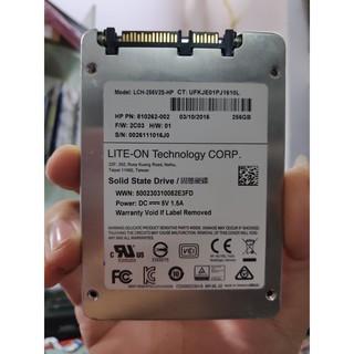 Ổ cứng SSD LITE-ON nội địa dùng cho laptop thumbnail