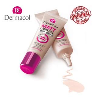 Kem Lót Cho Da Dầu Dermacol Matt Control 18h Make-up Base 20ml