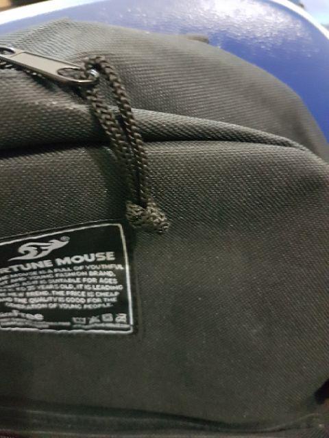 Đánh giá sản phẩm Ví tiện lợi Fortune Mouse hình đôi mắt V860 của lion1310