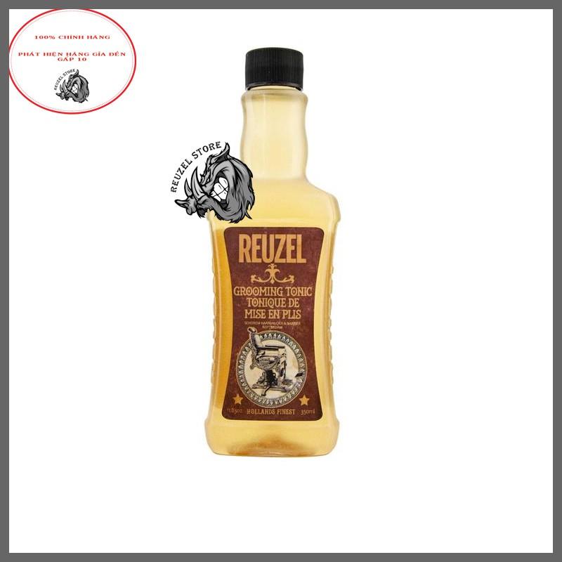 [CHÍNH HÃNG] Pre Styling Reuzel Grooming Tonic 100ml và 350ml - Dưỡng Tóc - Tạo Kiểu - Nhập Khẩu Hà...