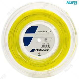 [DÂY ĐAN VỢT TENNIS BABOLAT] Dây Đan Vợt Tennis Babolat RPM Blast Rough. - Yellow - 17 NUPA SPORT thumbnail