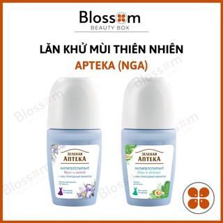 Lăn khử mùi Nước hoa khô APTEKA Green pharmacy