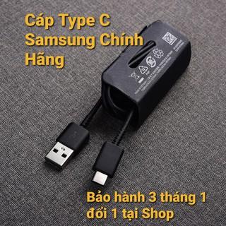Cáp Samsung Type C Chính Hãng - Zin 100% Nhà máy Samsung. thumbnail