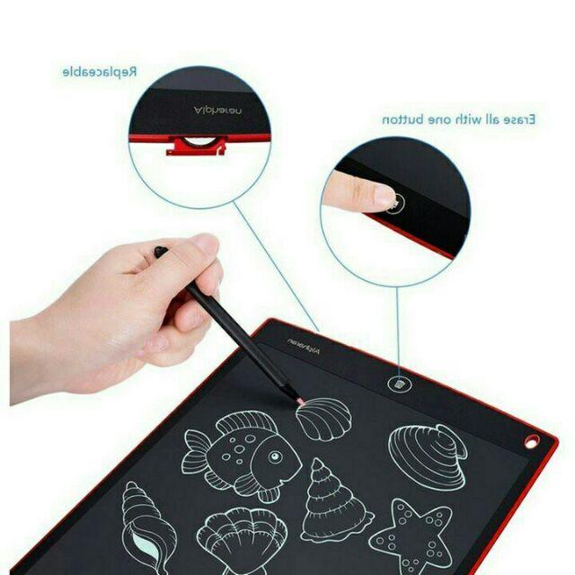 Bảng Viết Vẽ Điện Tử Tự Xóa Thông Minh Màn LCD 8,5 inch