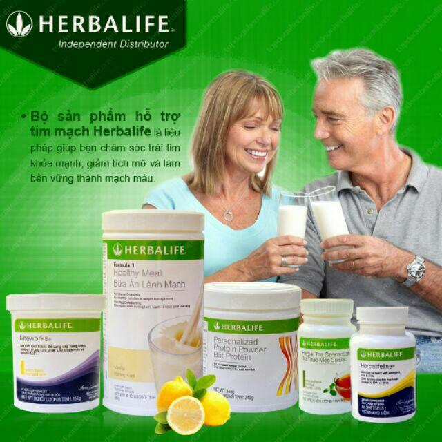 Bộ 5 tim mạch Herbalife, (F1 Herbalife), (PP Protein Herbalife), (Trà thảo mộc cô đặc Herbalife), (N - 2677319 , 239641127 , 322_239641127 , 2245000 , Bo-5-tim-mach-Herbalife-F1-Herbalife-PP-Protein-Herbalife-Tra-thao-moc-co-dac-Herbalife-N-322_239641127 , shopee.vn , Bộ 5 tim mạch Herbalife, (F1 Herbalife), (PP Protein Herbalife), (Trà thảo mộc cô đặ