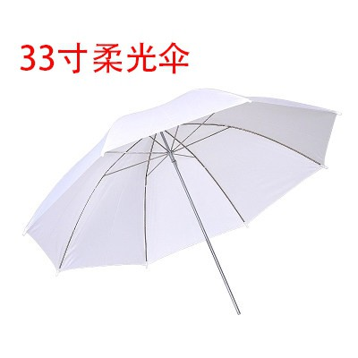 la direct shooting outside high quality small soft light umbrella expansion 82CM