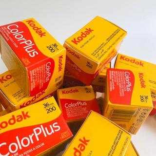 Film chụp ảnh Kodak ColorPlus 200 – 36exp date 2023