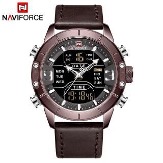 Đồng Hồ NAVIFORCE NF-9153L Phong Cách Thể Thao Thời Trang Cho Nam thumbnail