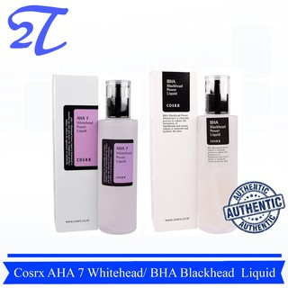 [Mã COS0404 giảm 8% đơn 300K] Tẩy Da Chết COSRX BHA Blackhead Power Liquid – Cosrx AHA 7 Whitehead Power Liquid