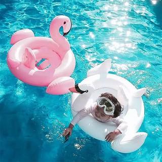 Phao tập bơi thiên nga cho bé