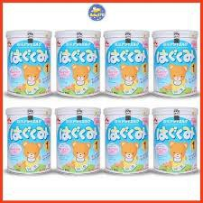 8 Hộp sữa morinaga 850 hakugumi