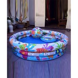 Bể bơi combo