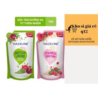 Túi sữa tắm Hazeline 1kg ( túi tiết kiệm) thumbnail