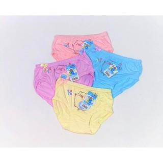 Quần Chip Bé Gái In Hình Heo Con Dễ Thương Chất Cotton Thoáng Mát Màu Ngẫu Nhiên Beddep Kids Clothes QL01 thumbnail