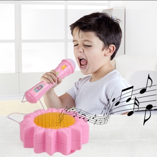 Bộ hát karaoke phát nhạc cho bé