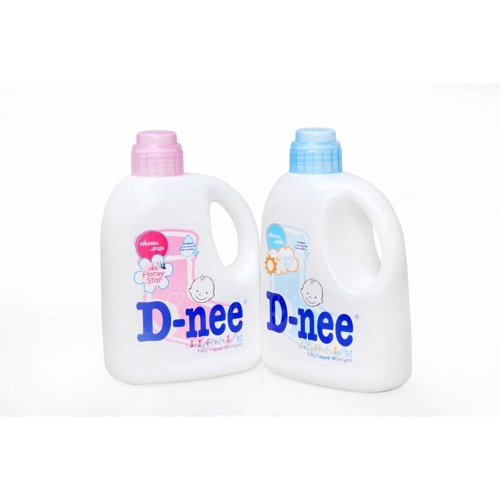 Nước giặt xả Dnee bình hồng 960ml M157