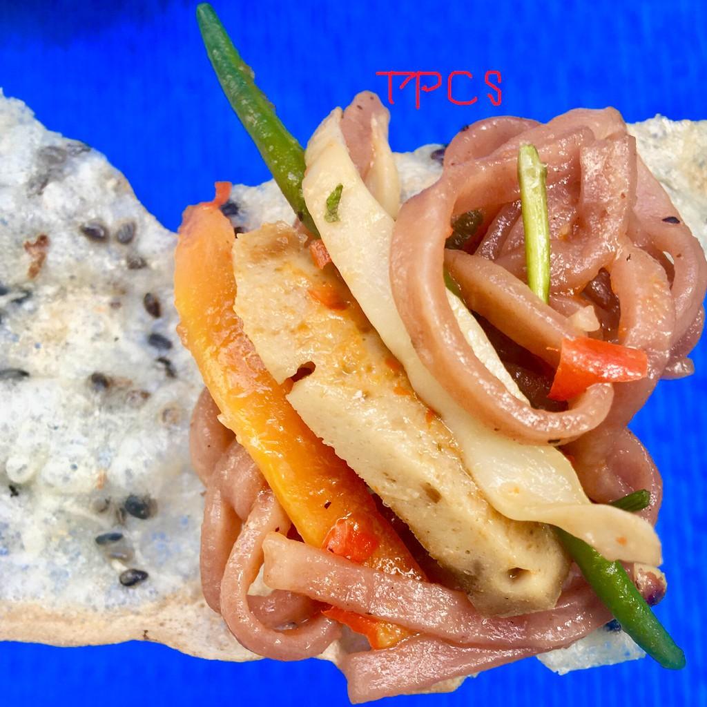Hủ tiếu (Phở) Gạo lứt eat clean thực dưỡng (gạo lứt sạch ko phân thuốc)