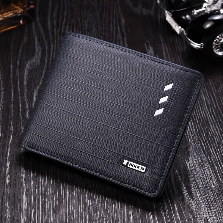 Bóp ví nam BOGESI chính hãng, thời trang phong cách Hàn Quốc
