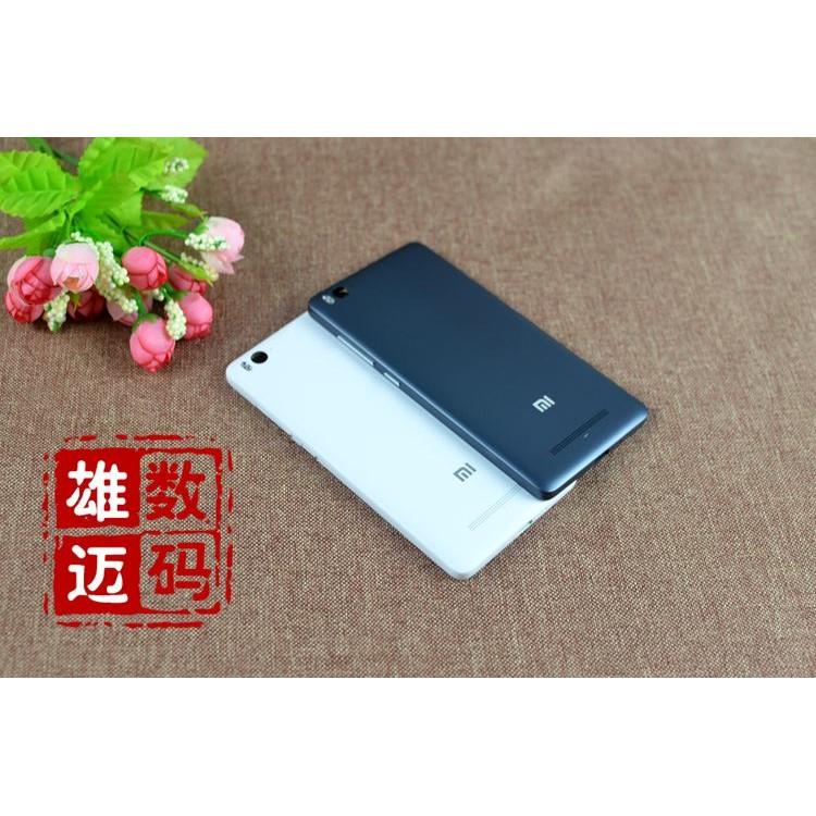 Xiaomi Mi4C - Nắp Lưng Thay Thế Kèm Khay Sim