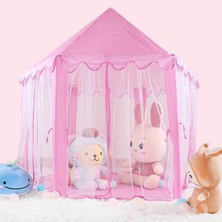 Lều công chúa [ KÈM ĐÈN LED] Lều ngủ công chúa – Lều bóng công chúa